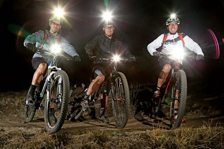 Things to Keep in Mind When Cycling During the Night
